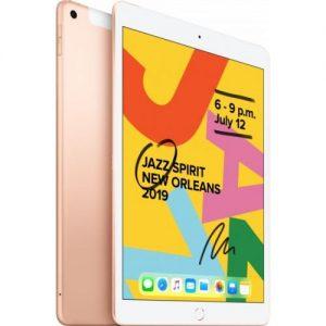 אונליין  Apple iPad 10.2'' 32GB WiFi + Cellular -