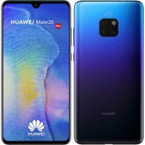 אונליין   -   Huawei Mate 20 128GB  Twilight -