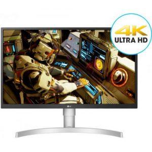 אונליין   LG 27UL550-W 27'' LED 4k IPS