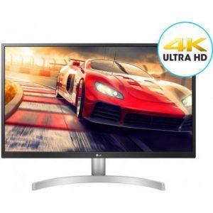 אונליין   LG 27UL500-W 27'' LED 4k IPS