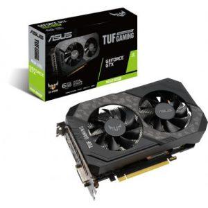 אונליין   ASUS TUF GTX 1660 SUPER GAMING 6GB GDDR6 DVI HDMI DP