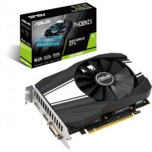 אונליין   ASUS Phoenix GTX 1660 SUPER 6GB GDDR6 DVI HDMI DP