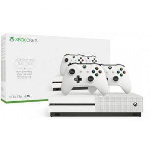 אונליין   Microsoft Xbox One S -  1TB  2