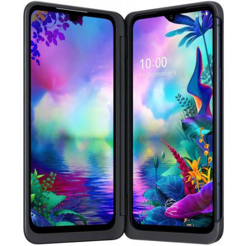אונליין   LG G8X ThinQ Dual Screen 128GB LM-G850EMW -   -