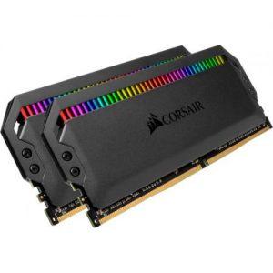 אונליין   Corsair Dominator Platinum RGB 2x8GB DDR4 3000MHz CL15