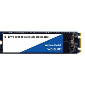 אונליין   Western Digital Blue 3D NAND WDS200T2B0B 2TB M.2 2280 SSD