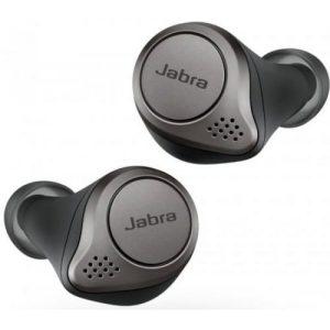 אונליין  Bluetooth    Jabra Elite 75t True Wireless Earbuds   /