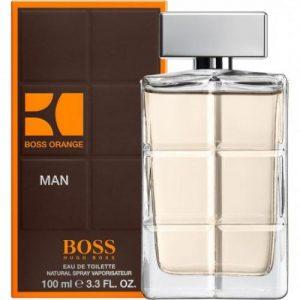 אונליין   100 '' Hugo Boss Orange    E.D.T