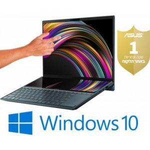 אונליין      Asus Zenbook Duo 14 UX481FL-BM039T -