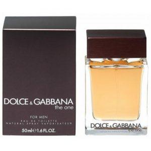 אונליין   50 '' Dolce & Gabbana The One