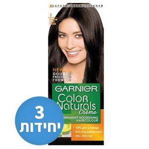 אונליין   #3 Garnier Color Naturals    - 3