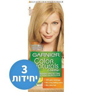 אונליין   #9 Garnier Color Naturals     - 3