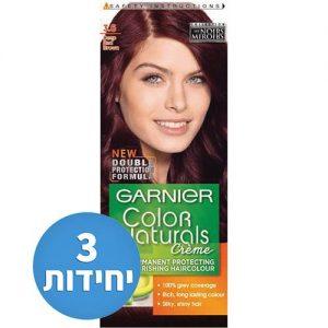 אונליין   #3.6 Garnier Color Naturals    - 3
