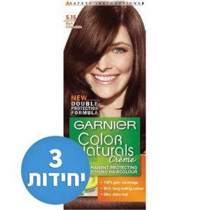 אונליין   #5.15 Garnier Color Naturals    - 3