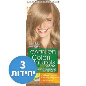 אונליין   #8.1 Garnier Color Naturals    - 3