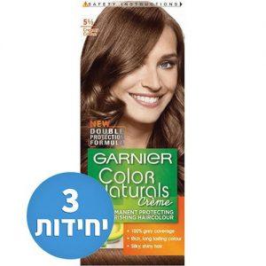 אונליין  3       #5.5 Garnier Color Naturals