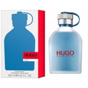 אונליין   125 '' Hugo Boss Now    E.D.T