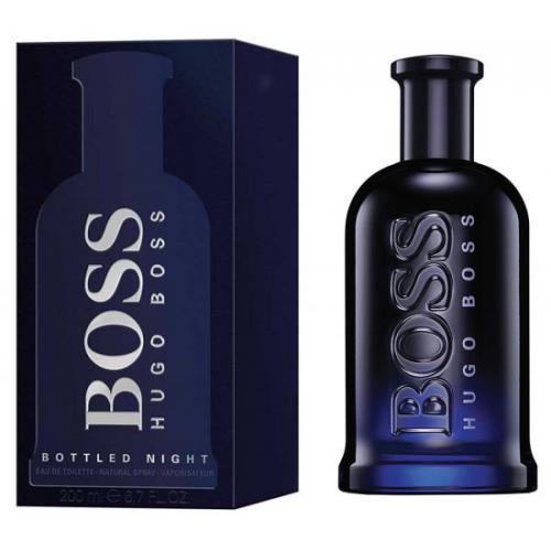 אונליין   200 '' Hugo Boss Bottled Night    E.D.T
