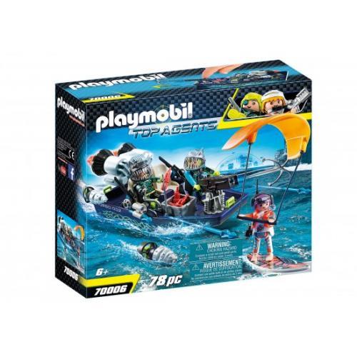 אונליין  :      Playmobil 70006