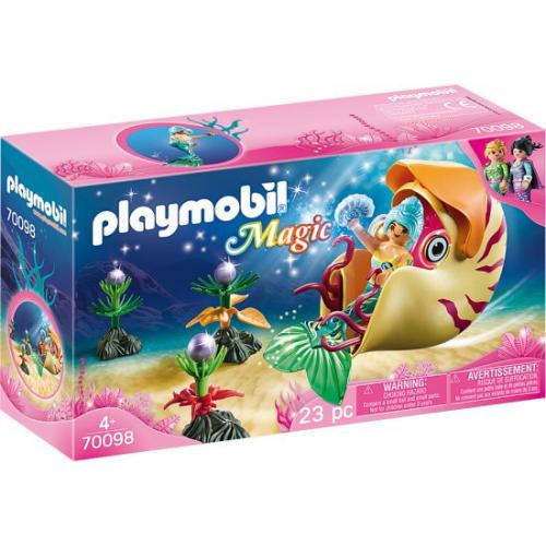 אונליין  :     Playmobil 70098