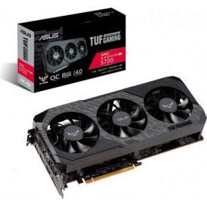 אונליין   Asus TUF X3 Radeon RX 5700 OC GAMING 8GB GDDR6 HDMI 3xDP