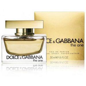 אונליין   50 '' Dolce & Gabbana The One    E.D.P