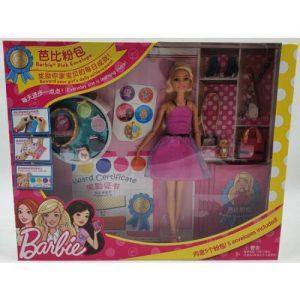 אונליין  Barbie