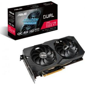 אונליין   Asus DUAL Radeon RX 5500 XT OC EVO 8GB GDDR6 HDMI