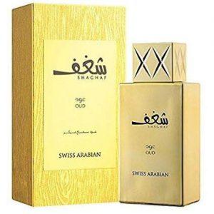 אונליין   75 '' Swiss Arabian Shaghaf Oud Gold    E.D.P