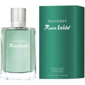 אונליין   100 '' Davidoff Run Wild    E.D.T