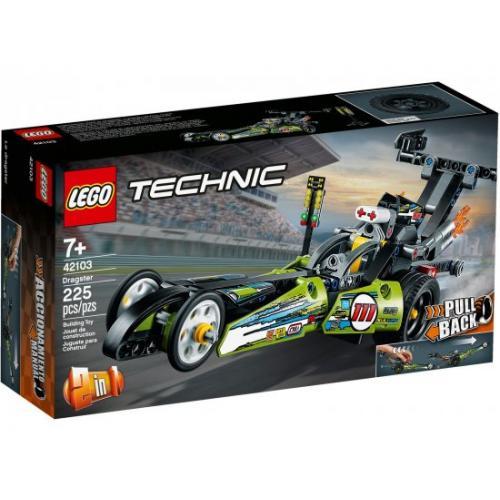 אונליין     42103 LEGO