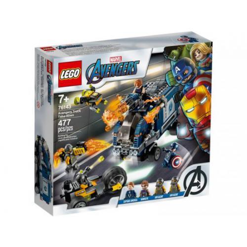 אונליין  -  76143 LEGO Marvel Avengers