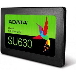 אונליין  ADATA SU630 3D QLC 2.5 Inch 1.92TB SSD SATA III ASU630SS-1T92-R
