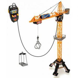אונליין   120 '' +  Dickie Mega Crane