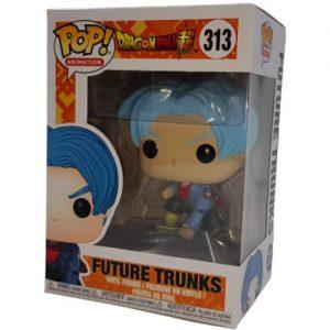 אונליין    - Funko POP Future Trunks