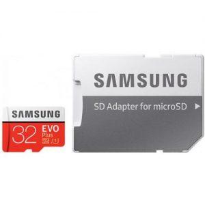 אונליין   Samsung EVO Plus Micro SDHC UHS-I 32GB MB-MC32G