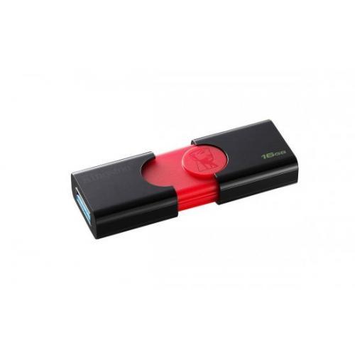 אונליין   Kingston DataTraveler 106 16GB USB 3.0 DT106/16GB