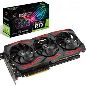 אונליין   ASUS ROG STRIX RTX 2060 SUPER EVO Advanced 8GB GDDR6 2xHDMI 2xDP USB Type-C