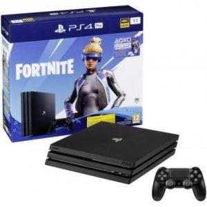 אונליין   Sony PlayStation 4 PRO 1TB -   +  FORTNITE