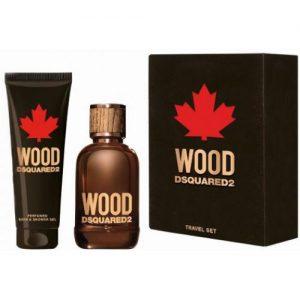 אונליין    100 '' Dsquared2 Wood Pour Homme    + 100 '' '