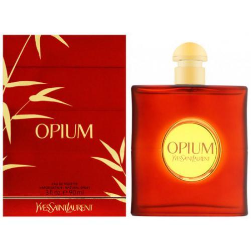 אונליין   90 '' Yves Saint Laurent Opium    E.D.T
