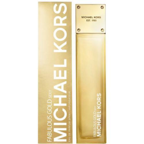 אונליין   100 '' Michael Kors 24K Brilliant Gold    E.D.P