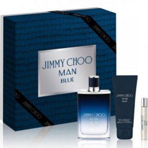 אונליין    100 '' Jimmy Choo Man Blue +  7.5 ''    E.D.T +    100 ''