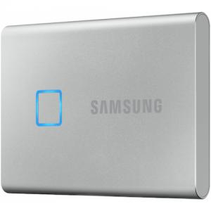אונליין  SSD   Samsung T7 Touch USB 3.2 MU-PC2T0S/WW -  2TB -