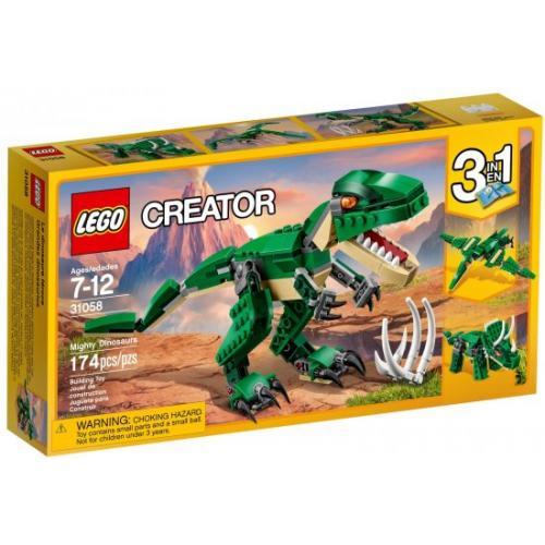 אונליין   31058 LEGO Creator