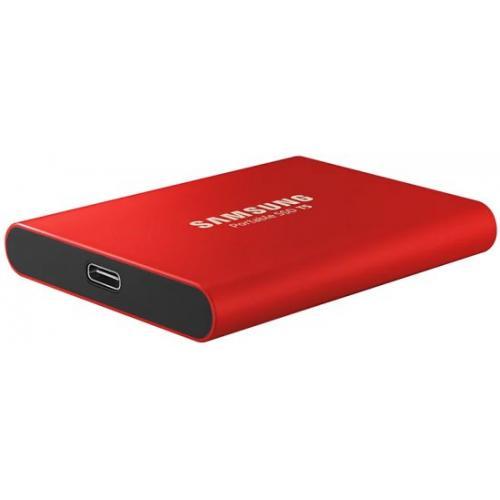 אונליין  SSD  Samsung Portable SSD T5 USB 3.1 MU-PA500R -  500GB -