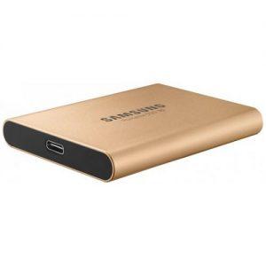 אונליין   SSD  Samsung Portable SSD T5 USB 3.1 MU-PA500G -  500GB -
