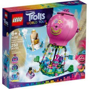 אונליין      LEGO Trolls World Tour 41252