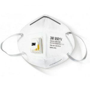 אונליין    3M 9501V GB2626-2006 KN95  -  1