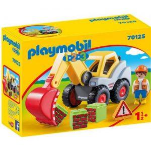 אונליין   -    Playmobil 1.2.3 70125